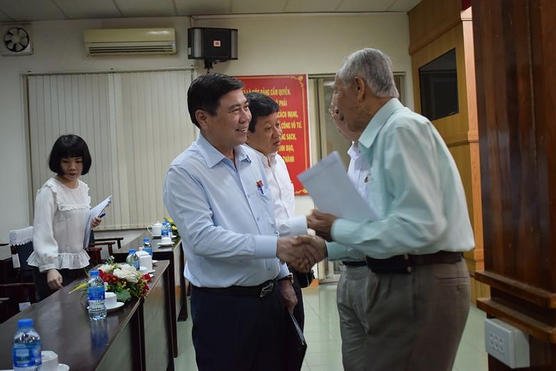 Chủ tịch TP.HCM: Dự án nào không thể thực hiện được sẽ thu hồi - ảnh 1