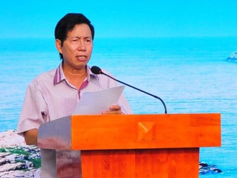Khởi tố, khám xét nhà phó chủ tịch TP Nha Trang Lê Huy Toàn - ảnh 1