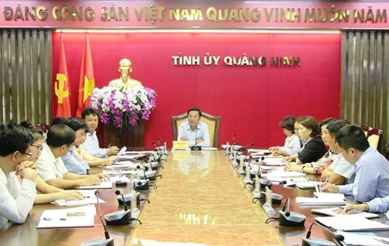 Hợp nhất các cơ quan thông tin, báo chí tỉnh Quảng Ninh - ảnh 1