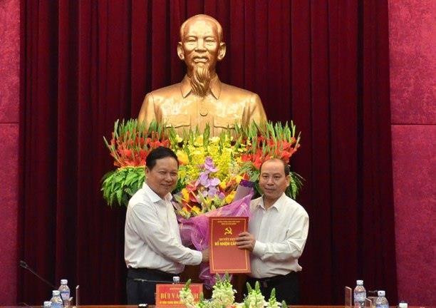 Công bố quyết định nhân sự của Thủ tướng Chính phủ, Ban Bí thư - ảnh 2