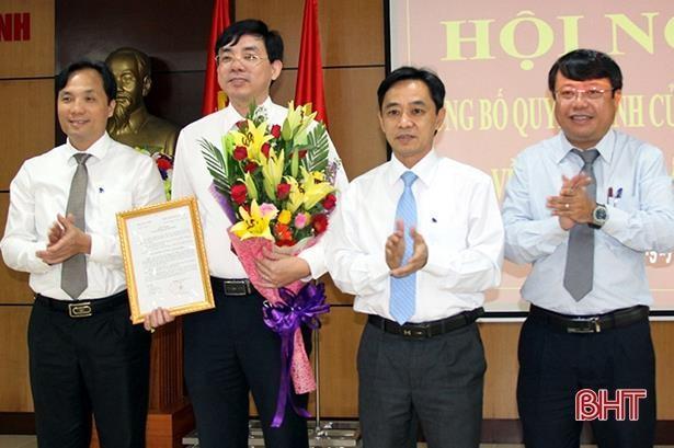 Nhân sự mới 3 tỉnh miền Trung - ảnh 3