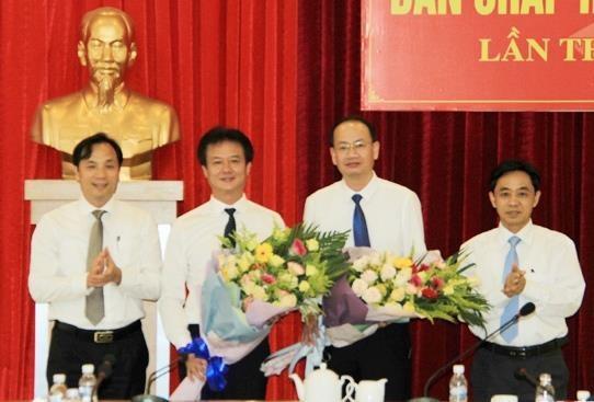 Nhân sự mới 3 tỉnh miền Trung - ảnh 2