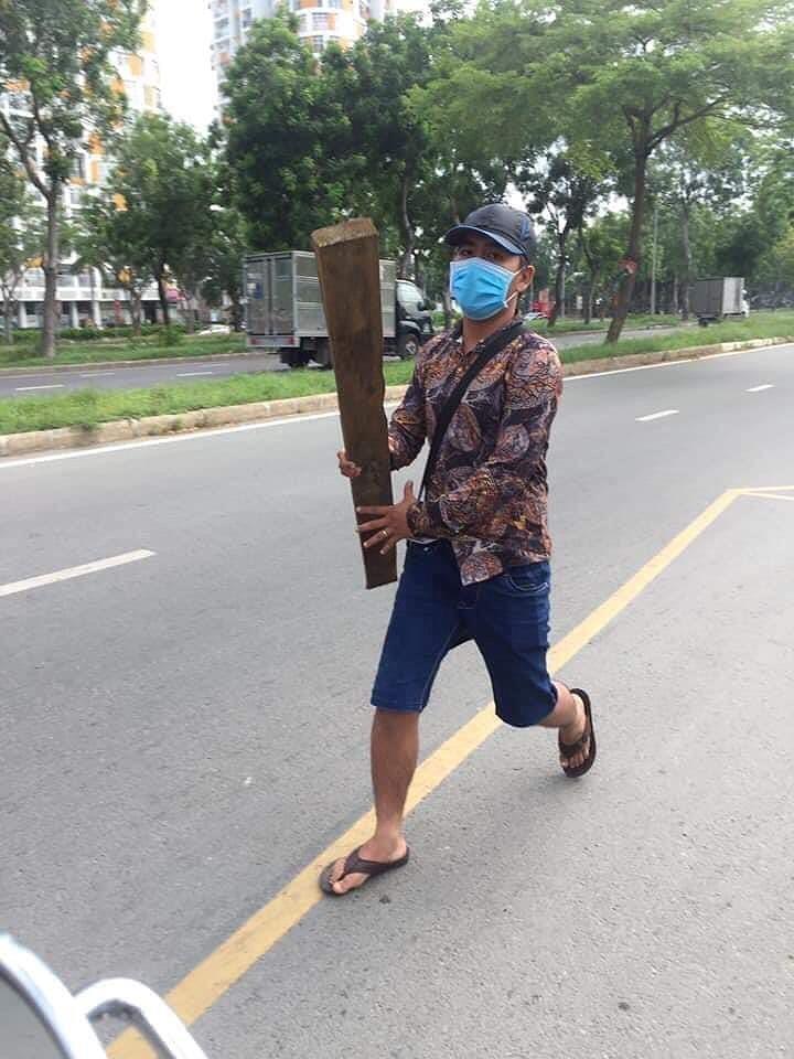 UBND TP.HCM chỉ đạo làm rõ vụ người lạ đánh dân gần chốt CSGT  - ảnh 3