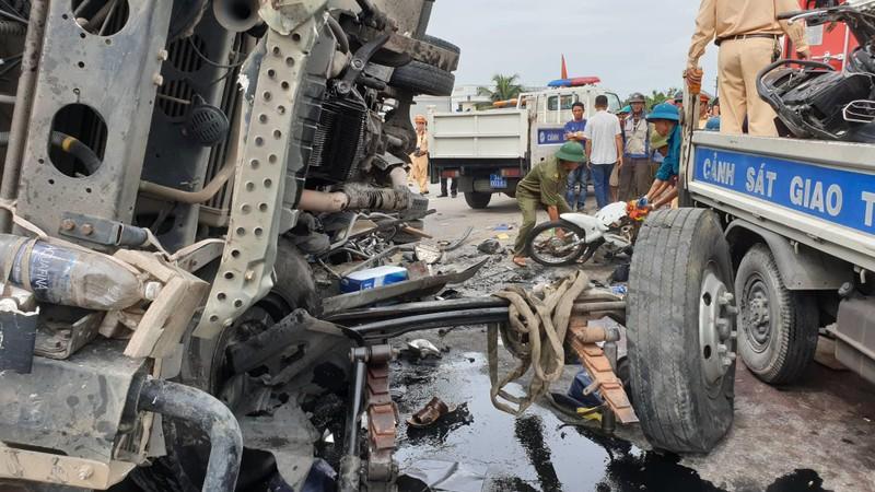 Danh sách nạn nhân vụ tai nạn làm 5 người tử vong ở Hải Dương - ảnh 1