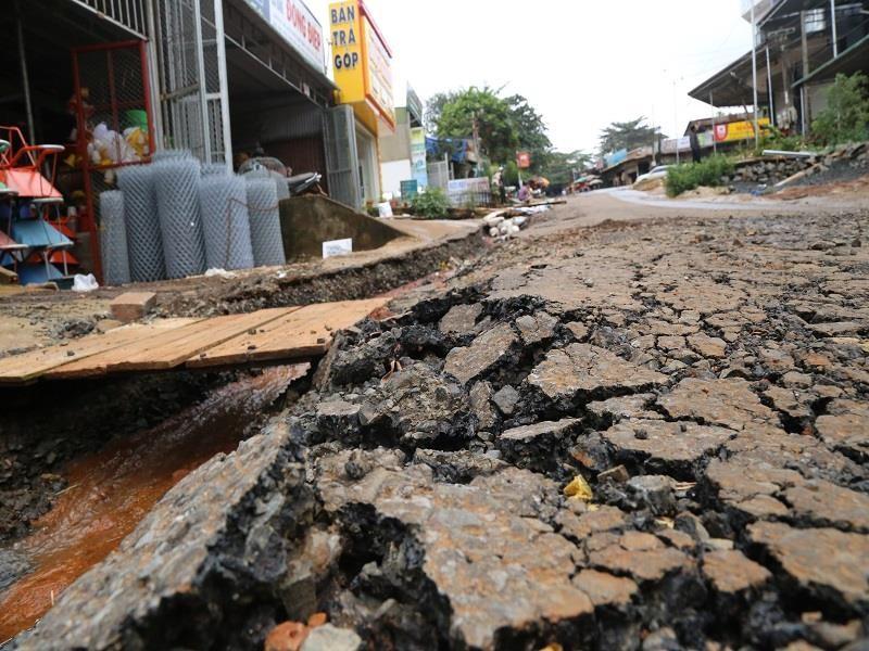 Mưa lũ làm năm người chết, thiệt hại 120 tỉ ở Đắk Nông - ảnh 4