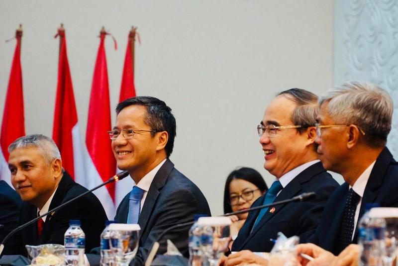 TP.HCM tìm kiếm cơ hội hợp tác nhiều mặt với Indonesia - ảnh 1