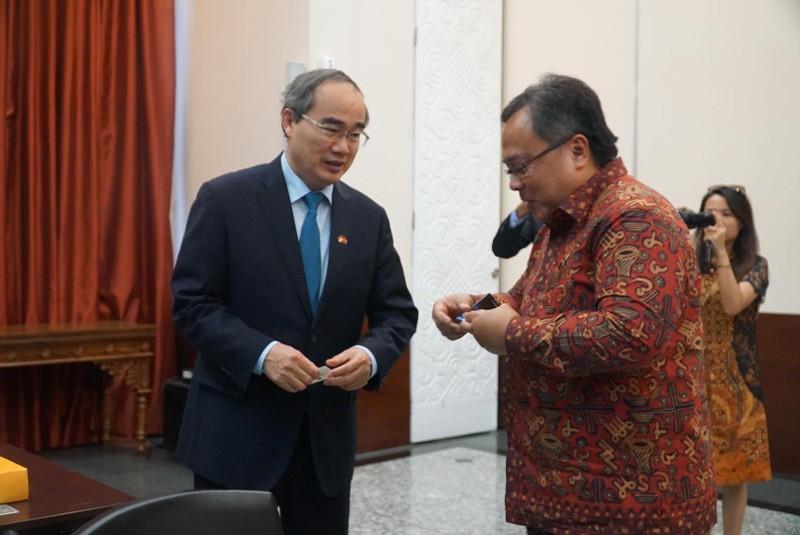 TP.HCM tìm kiếm cơ hội hợp tác nhiều mặt với Indonesia - ảnh 2