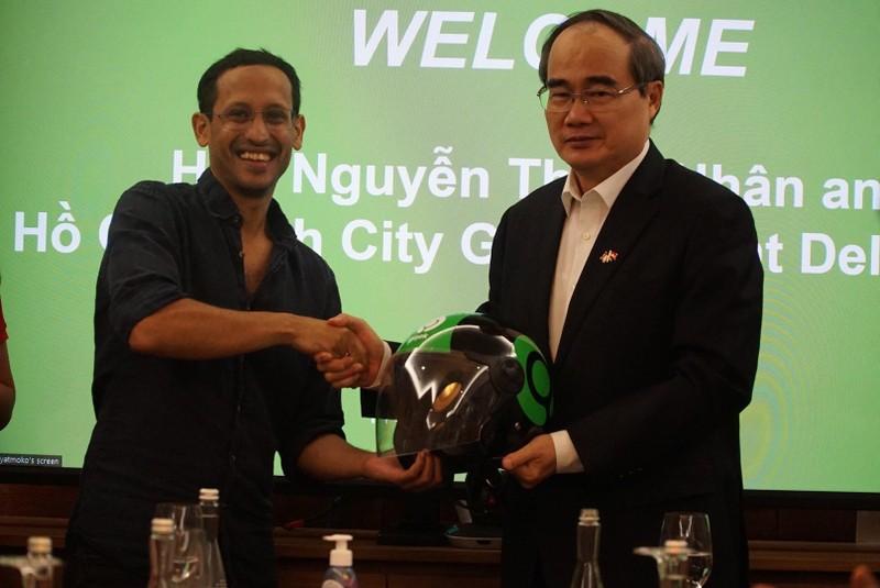 Lãnh đạo TP.HCM tìm hiểu doanh nghiệp công nghệ Indonesia - ảnh 2