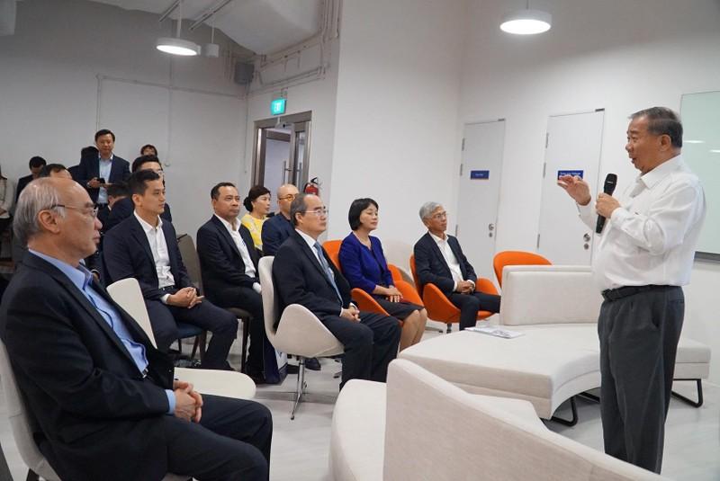 Singapore sẽ giúp TP.HCM đào tạo các công ty khởi nghiệp - ảnh 3