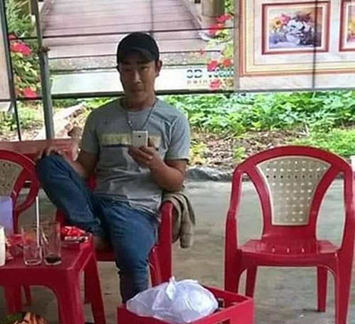 Đã bắt được người chồng hờ đánh tàn nhẫn thai phụ ở Bình Thuận - ảnh 1
