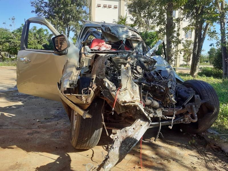 Tai nạn thảm khốc ở Gia Lai, 6 người thương vong - ảnh 1