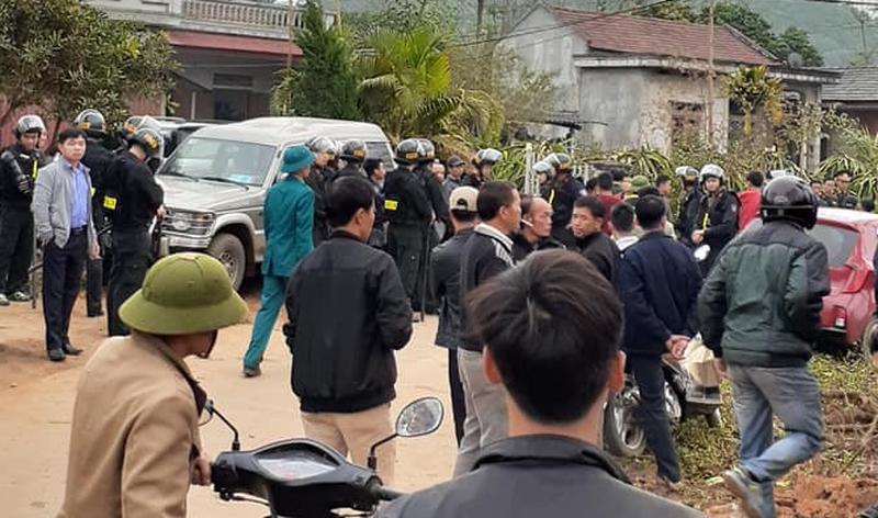 Thảm án ở Thái Nguyên: Danh tính 5 người bị chém tử vong - ảnh 1