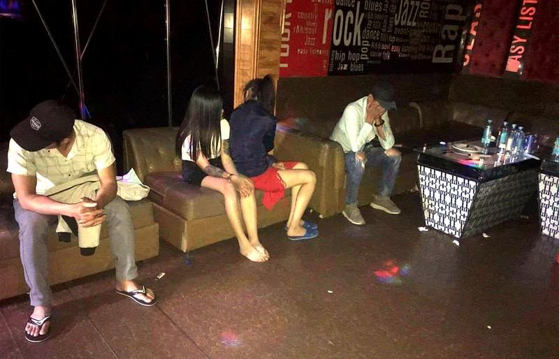 Nhiều dân chơi ma túy tại karaoke Chiều Thứ Tư - ảnh 1