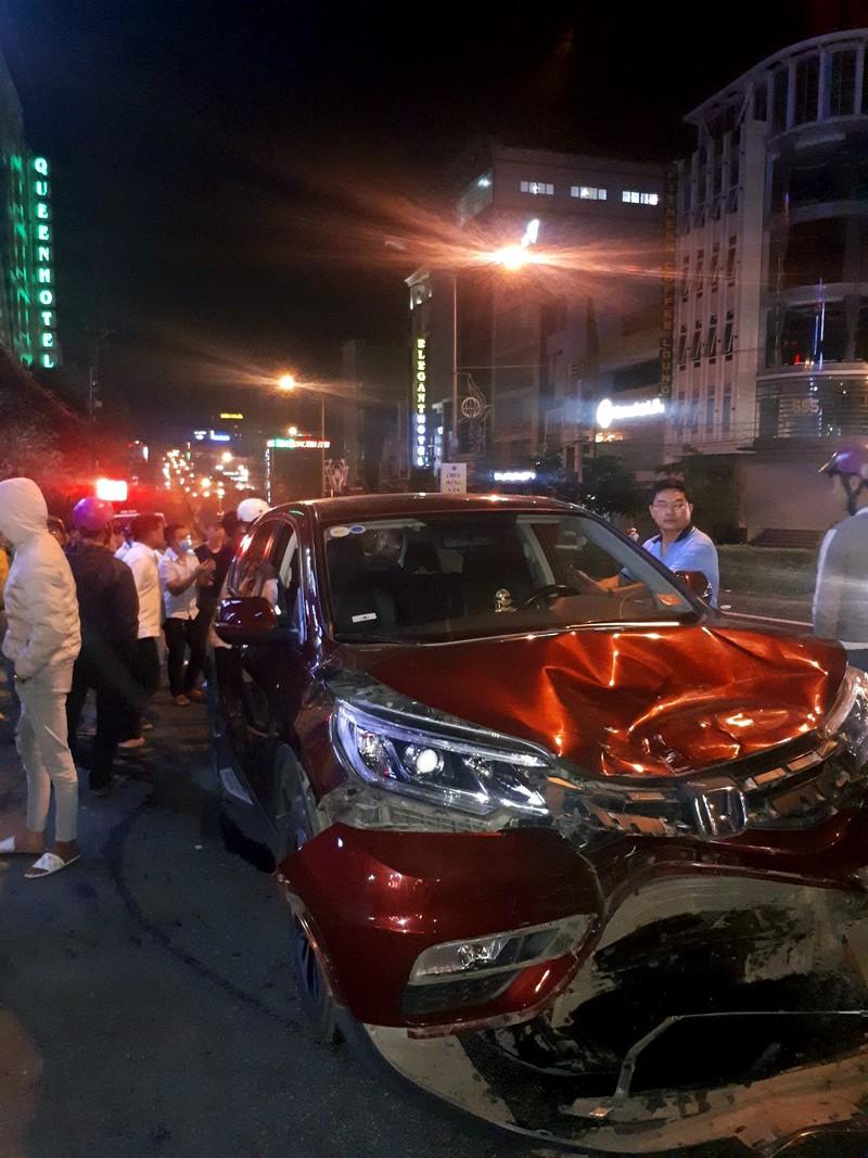 1 luật sư bị phạt gần 50 triệu vì uống rượu lái xe gây tai nạn - ảnh 1