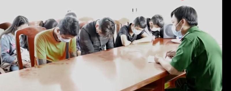 11 người thuê khách sạn để chơi ma túy trong dịch COVID-19 - ảnh 1