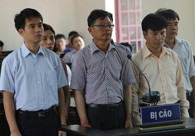 Cựu lãnh đạo Công ty bọc ống dầu khí Việt Nam ra tòa - ảnh 1