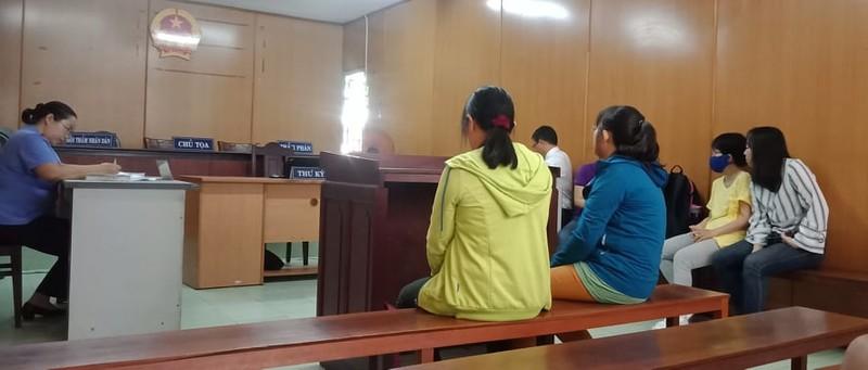 Mẹ con cùng ra tòa vì che giấu tội phạm - ảnh 1