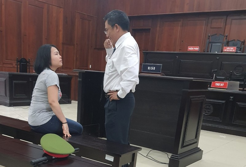 Tử hình nữ bị cáo người Malaysia vận chuyển ma túy thuê - ảnh 1