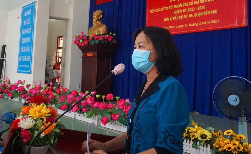Bà Ung Thị Xuân Hương: Rất chú trọng vấn nạn trẻ bị xâm hại  - ảnh 2