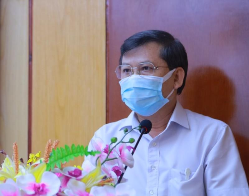 Ứng cử viên Lê Minh Trí chú trọng đến tội phạm tham nhũng - ảnh 2