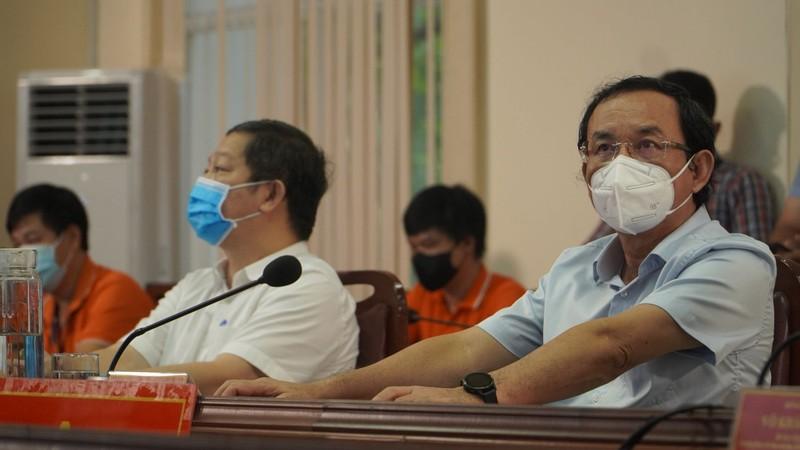 Khánh thành Trung tâm chỉ huy phòng chống dịch COVID-19 - ảnh 2