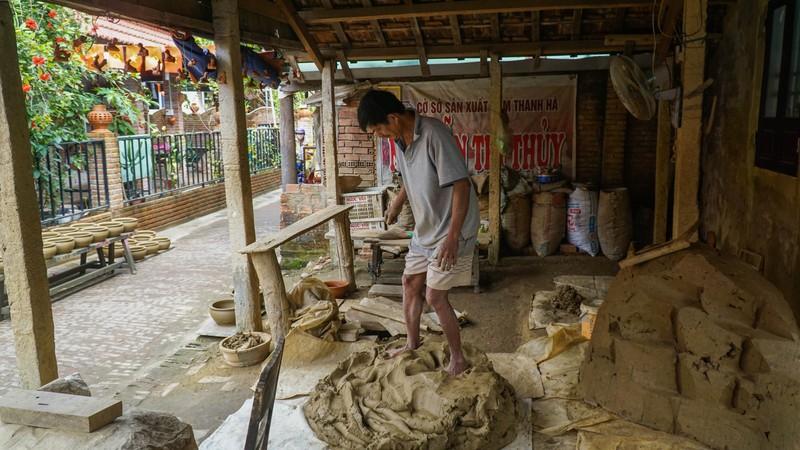 Làng gốm 500 tuổi tất bật nặn trâu bán Tết - ảnh 6