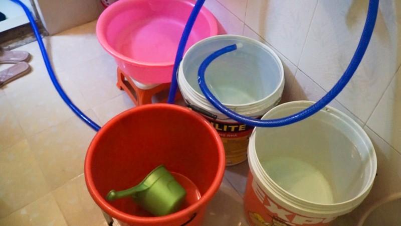 Dân Đà Nẵng khổ sở vì thiếu nước nhiều ngày - ảnh 2