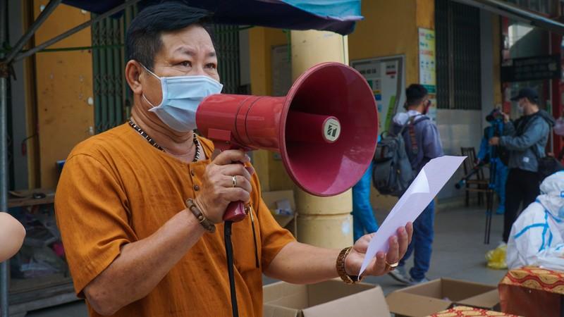 Đà Nẵng: Xét nghiệm hơn 500 tiểu thương liên quan BN 2989 - ảnh 7