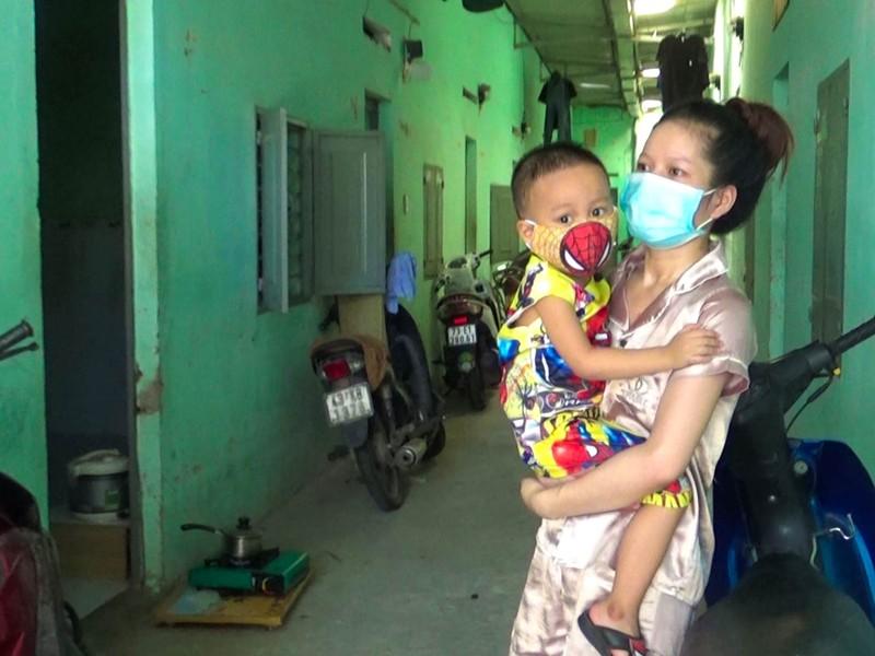Chủ trọ ở Đà Nẵng miễn giảm tiền phòng, hỗ trợ đồ ăn cho người lao động - ảnh 2