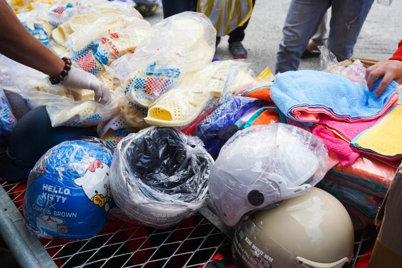 Đà Nẵng: Phiên chợ 0 đồng tiếp sức người dân về quê - ảnh 5