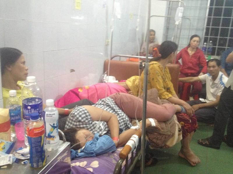 Điều tra vụ gần 200 người nhập viện nghi ngộ độc sau tiệc cưới - ảnh 3