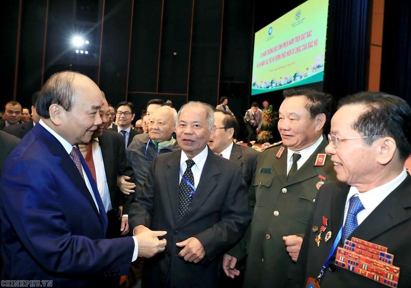 Thủ tướng dự lễ kỷ niệm 65 năm trường HS miền Nam trên đất Bắc - ảnh 1