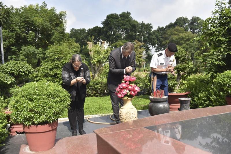Đại sứ Mỹ tại Việt Nam chia sẻ nhiều thông điệp quan trọng - ảnh 1