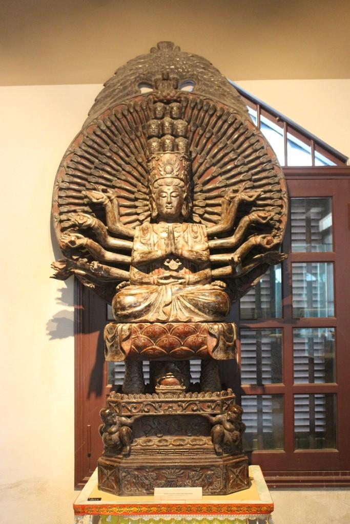 500 hiện vật, cổ vật trong Bảo tàng văn hóa Phật giáo - ảnh 11