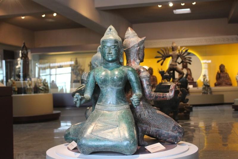 500 hiện vật, cổ vật trong Bảo tàng văn hóa Phật giáo - ảnh 10