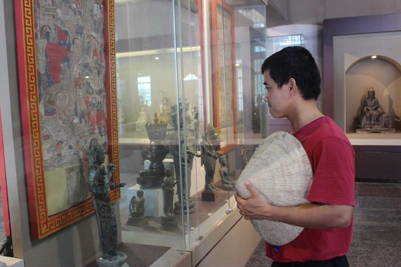 500 hiện vật, cổ vật trong Bảo tàng văn hóa Phật giáo - ảnh 12