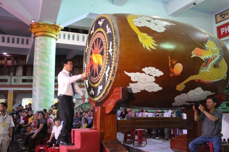 Bảo tàng Phật giáo được xác lập kỷ lục Việt Nam  - ảnh 3