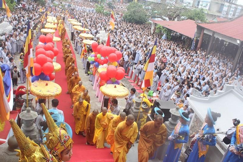 Bảo tàng Phật giáo được xác lập kỷ lục Việt Nam  - ảnh 4