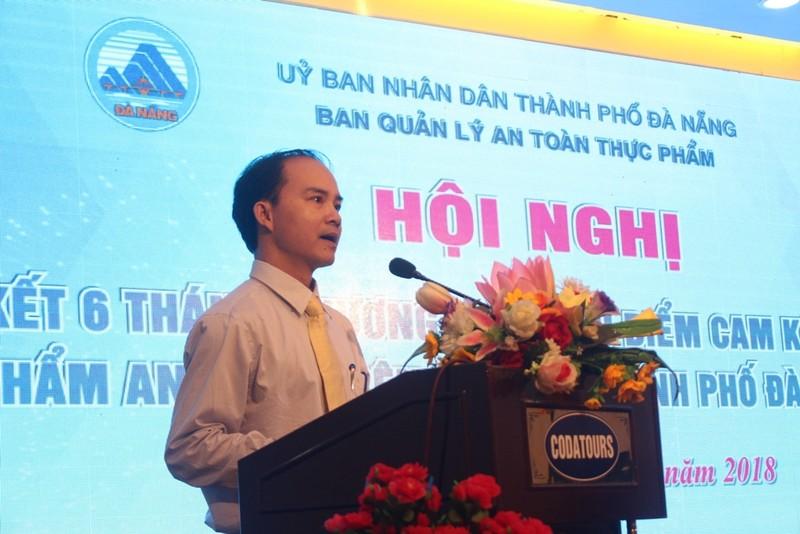 Đà Nẵng xác nhận 27 cơ sở cung ứng thực phẩm an toàn - ảnh 1