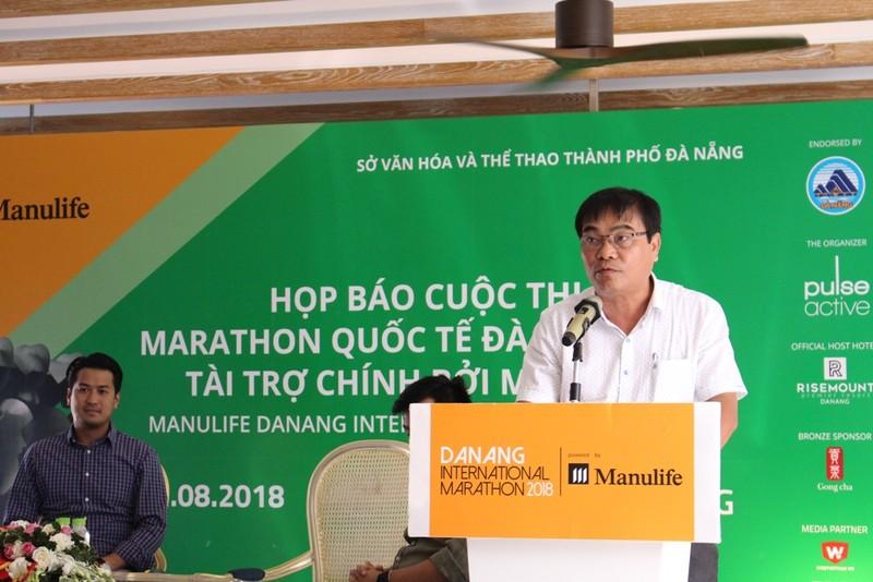 MC Phan Anh, Trang Hạ cùng chạy vì... yêu Đà Nẵng - ảnh 1