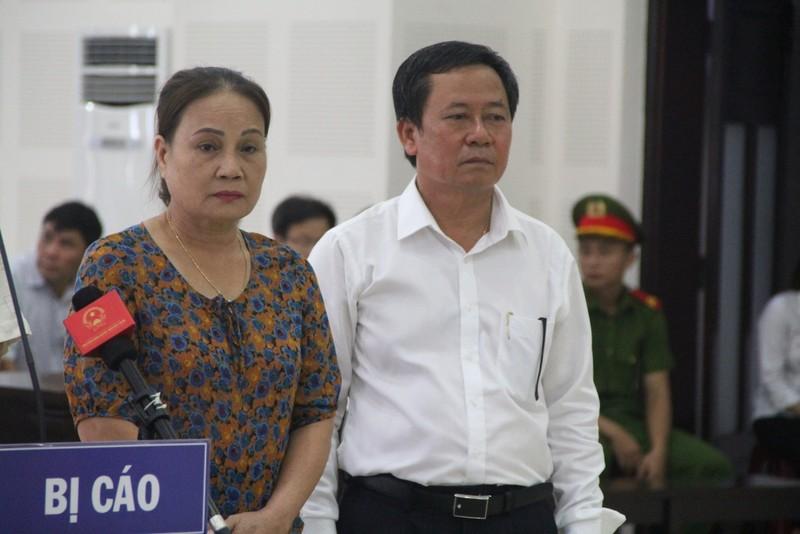 Vợ chồng giám đốc buôn lậu gỗ trắc bị đề nghị đến 14 năm tù - ảnh 3