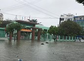 Toàn bộ học sinh, sinh viên Đà Nẵng phải nghỉ học do mưa lớn - ảnh 1