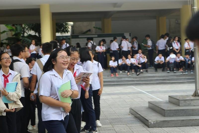 Lịch dự kiến công bố điểm thi vào lớp 10 tại Đà Nẵng - ảnh 1