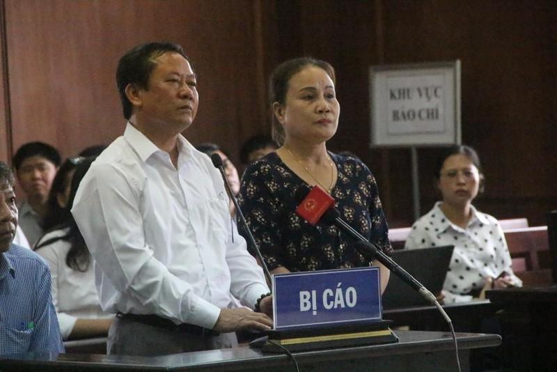Xử vụ buôn lậu gỗ có liên quan đến cựu tướng Phan Văn Vĩnh - ảnh 2