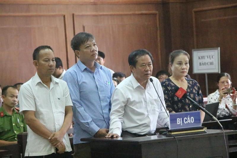 Xử vụ buôn lậu gỗ có liên quan đến cựu tướng Phan Văn Vĩnh - ảnh 1