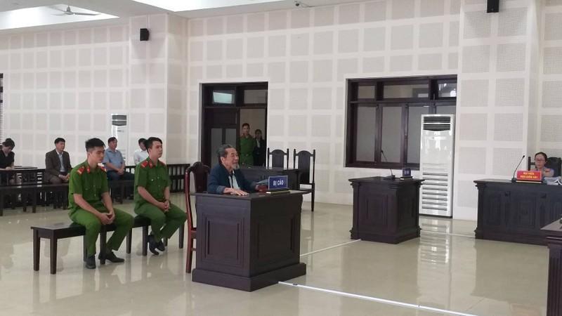 Cụ ông 83 tuổi lãnh án vì giả thông báo của lãnh đạo Đà Nẵng - ảnh 1