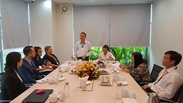 1 trường quốc tế ở Đà Nẵng bị 'chỉnh' vì nhập nhèm tên gọi - ảnh 1
