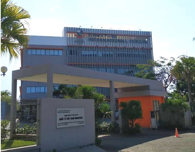 1 trường quốc tế ở Đà Nẵng bị 'chỉnh' vì nhập nhèm tên gọi - ảnh 2