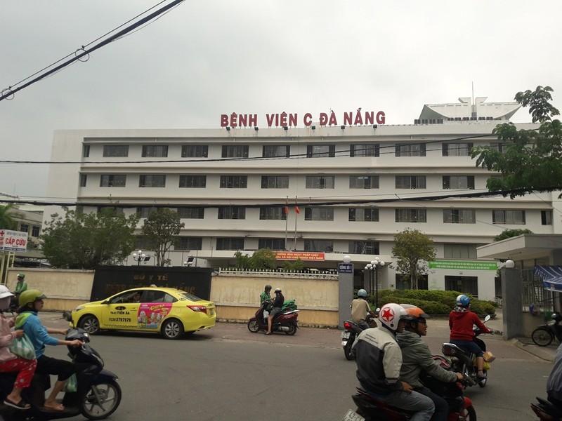 Đà Nẵng: 1 bệnh nhân nghi nhảy lầu tự tử trong bệnh viện - ảnh 1