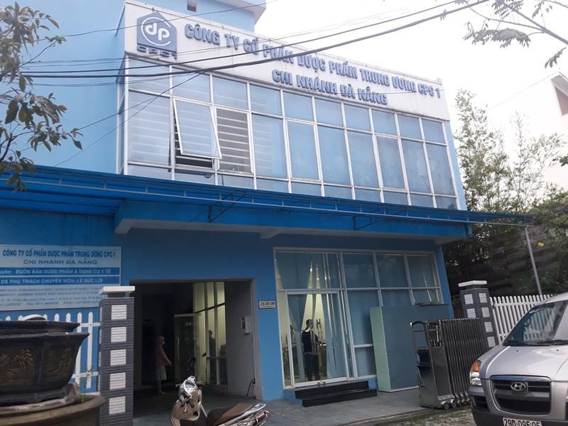 Vụ sản phụ tử vong: Công ty dược tại Đà Nẵng lên tiếng  - ảnh 1